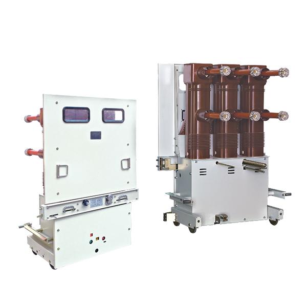 ZN85-40.5系列(lie)斷路器適(shi)用于三(san)相交流50Hz,額(e)定電壓(ya)40.5 kV電力系統中,可供工礦(kuang)企業,發電廠及變電站做為分(fen)合負荷電流、過(guo)載電流、短(duan)路電流之用,並適(shi)…